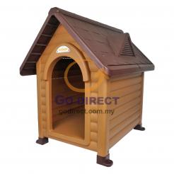 Plastic Pet House (CL85) Large 1 unit