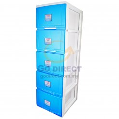 5T Storage Cabinet (607-5) 1 unit