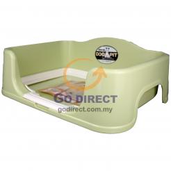 Plastic Pet Potty Tray (CL86) 1 unit
