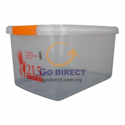 21.5L Tight Food Container (CL52) 1 unit