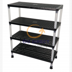 4 Tiers Multi Purpose Rack (4219-4) 1 unit