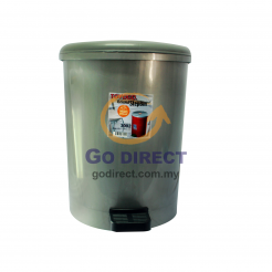 23L Step Dustbin (3002) 1 unit