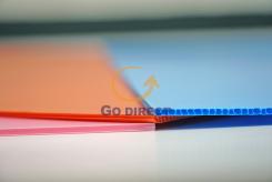 PP Board 610 x 813 x 3mm 3 pcs Bundle