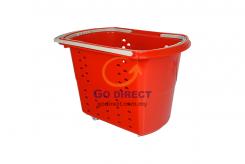 Carrier & Shopping Basket (4324) 1 unit