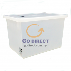 Storage Container (Small-Deep) (CL411) 1 unit