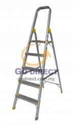 5T Step Ladder with Platform (HFH5515) 1 unit