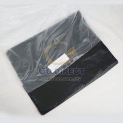 """35"""" X 40"""" Black Plastic Bag (G87100BK) 30 pcs"""