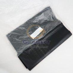 """38"""" X 45"""" Black Plastic Bag (G3845BK) 10 pcs"""