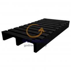 Plastic Pallet (P1206MEN) 1 unit