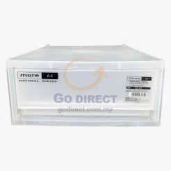 A4 Single Desktop Drawer NA-401 (CL418) 1 unit