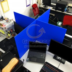 "24"" X 48"" 2 pcs Cross Partition Board (BE2448CROSS) 2 pcs"