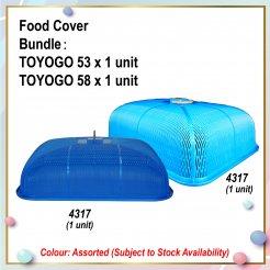 [S] Food Cover Bundle (53 + 58)
