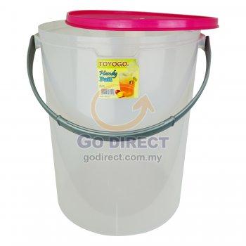47L Round Food Container (8017) 1 unit