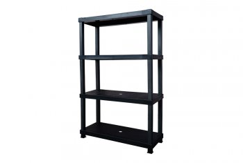 4T Plastic Shelf (887-4) 1 unit