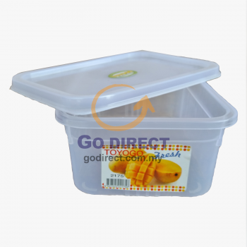 1l Microwavable Food Container 2175 5 Units