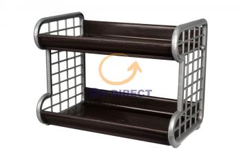 2 Tiers Multipurpose Rack (992) 1 unit