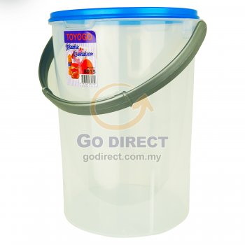 14L Round Food Container (8015) 1 unit