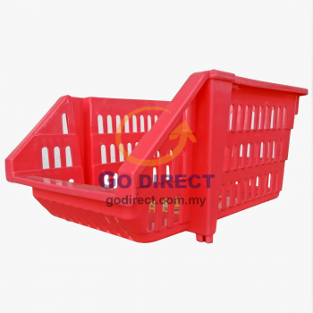 Stackable Space Basket (7403) 2 units