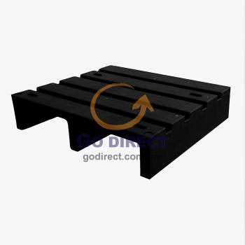 Plastic Pallet (P0606MEN) 1 unit
