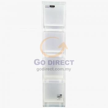 Slim Storage Drawers NA-4 (CL446) 1 unit