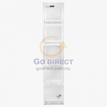 Slim Storage Drawers NA-5 (CL448) 1 unit