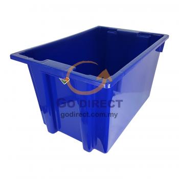 80L Nestable/Stackable Storage Container (5908) 2 unit