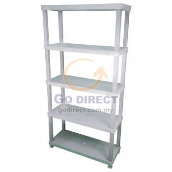 5T Plastic Shelf (887-5G) 1 unit