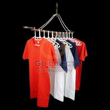 10-in-1 Clothes Hanger (911) 1 unit