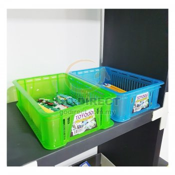 Medium Stackable Basket (4723) 2 units