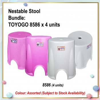[S] Nestable Stool (8586 X 4)