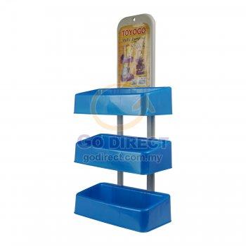 3T Hanging Storage Rack (4116-3) 1 unit