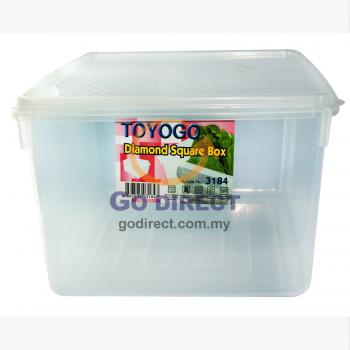 8L Diamond Box (3184) - 2 units