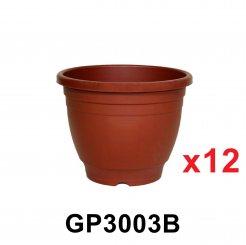 Garden Pot (GP3003B) 12 unit