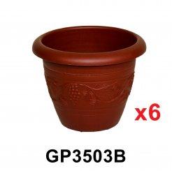 Flower Pot (GP3503) 6 units