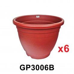 Garden Pot (GP3006) 6 unit