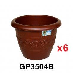 Flower Pot (GP3504) 6 unit