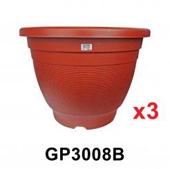 Garden Pot (GP3008) 3 unit