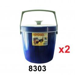 9L Hot/Cold Bucket (8303) 2 unit
