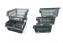 Stackable Basket (8405) 1 unit