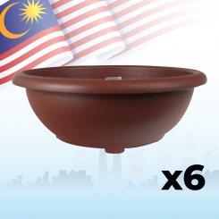 Bonsai Garden Pot (GP3203) 6 units