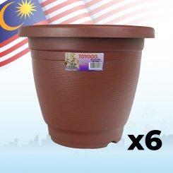 Garden Pot (GP3003B) 6 units