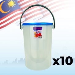 14L Round Food Container (8015) 10 units