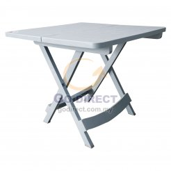 Square Garden Table (654) 1 unit