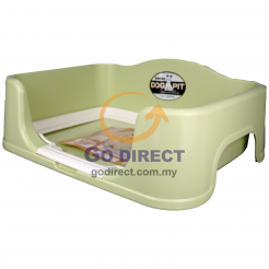 Plastic Pet Potty Tray (CL86) 1 unit