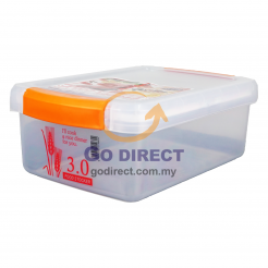 3L Tight Food Container (CL41) 1 unit