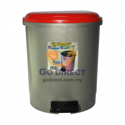 10L Step Dustbin (1002) 1 unit