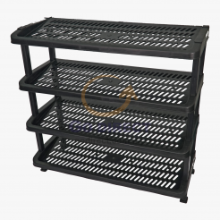 4 Tiers Shoes Rack (342-4) 1 unit