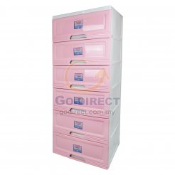 6T Storage Cabinet (609-6) 1 unit
