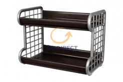 2 Tiers Multipurpose Rack (992) 1 unit