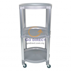 3-Tier Serving Cart (Code: 681) 1 unit